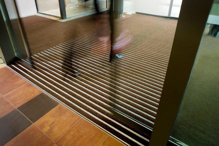 Nuway Rigid Entrance Flooring System