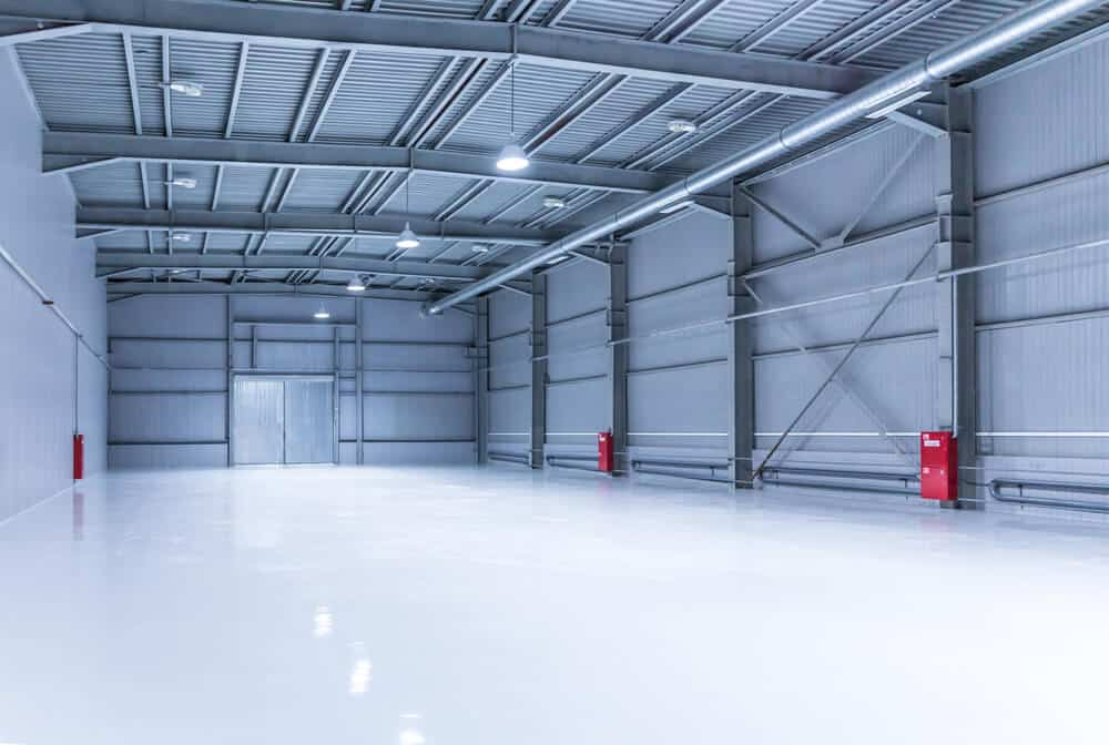 Industrial Floor Cleaning Manchester