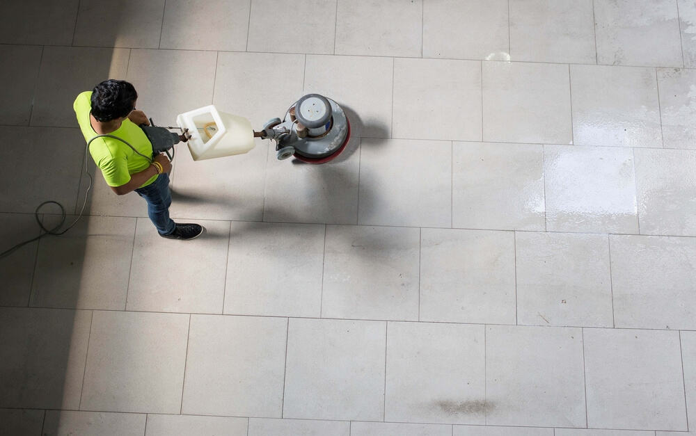 Industrial Floor Cleaning Liverpool