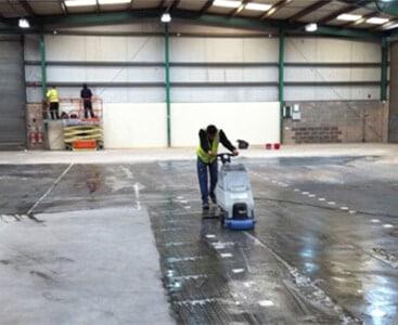 Floor Cleaner Manchester