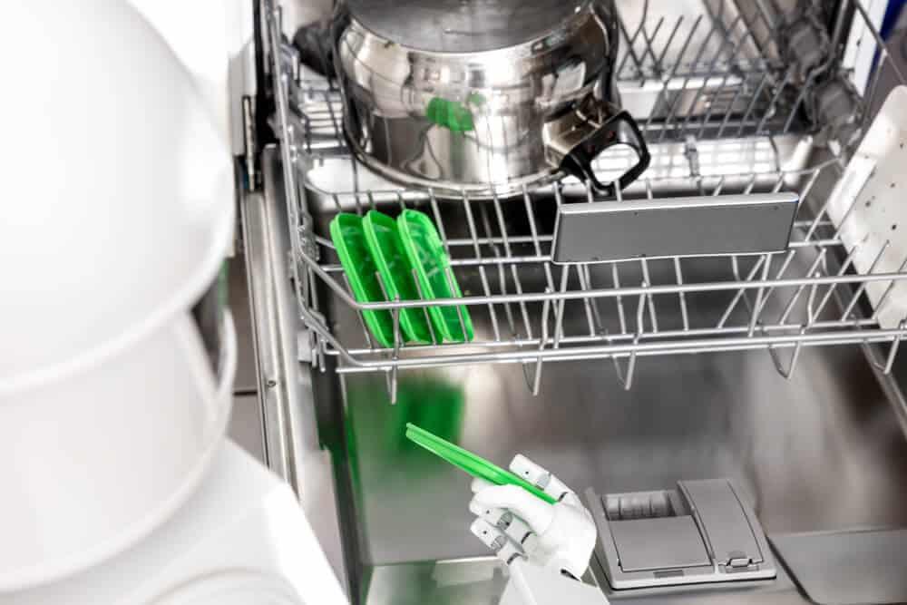 Dishwasher Spring Clean