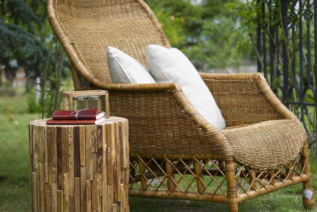 Garden Furniture Spring Clean
