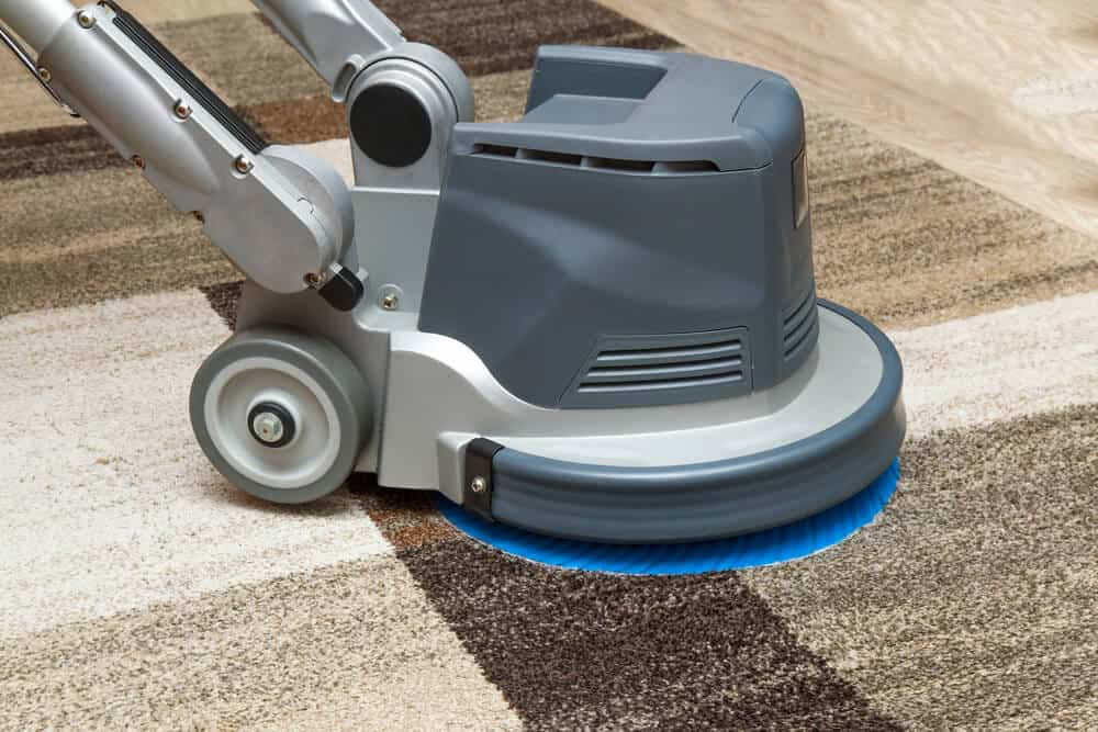 Carpet Cleaning In Manchester