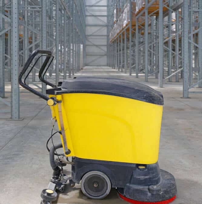 Industrial Floor Cleaning Bolton