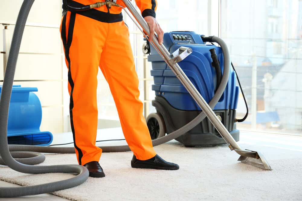 Carpet Cleaning Blackpool Service