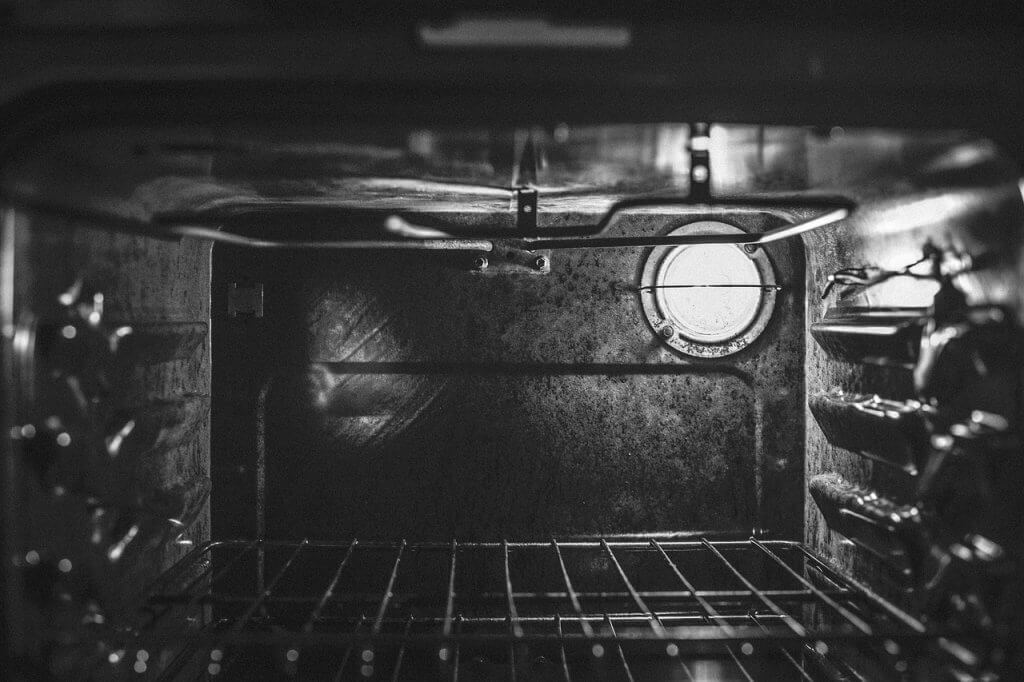 Oven Spring Clean